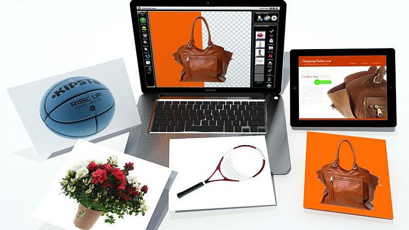 solution Packshot Office pour la photographie e-commerce