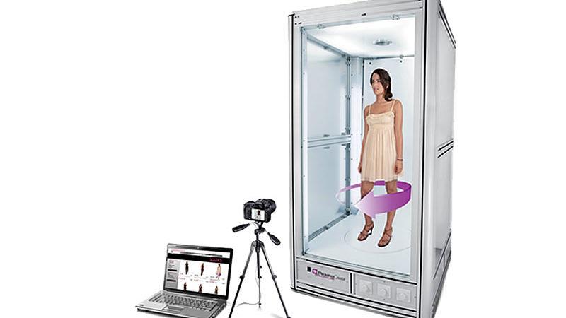 Photographie et animations 360 & 3D de grands produits