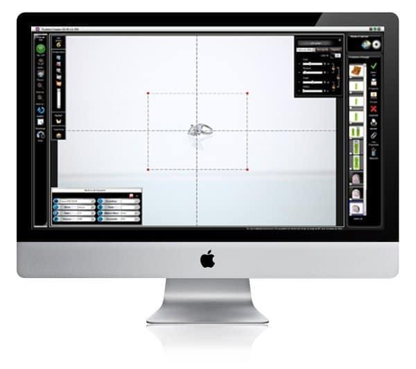 comment utiliser un logiciel pour modifier des photos de bijoux