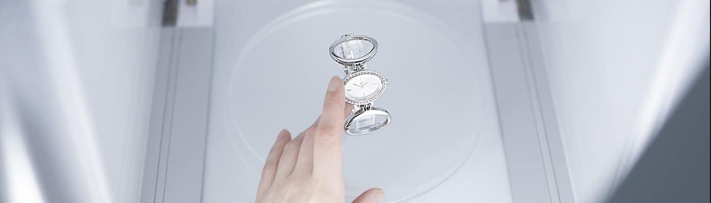 devenez votre propre photographe de produit pour les bijoux, les montres et les pierres précieuses
