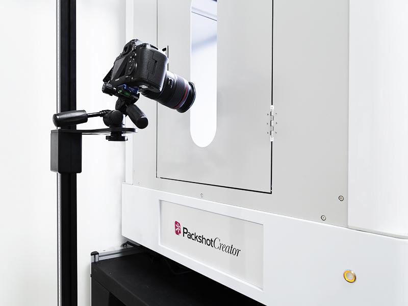 PackshotCreator R3 Mark II studio photo 360 automatisé