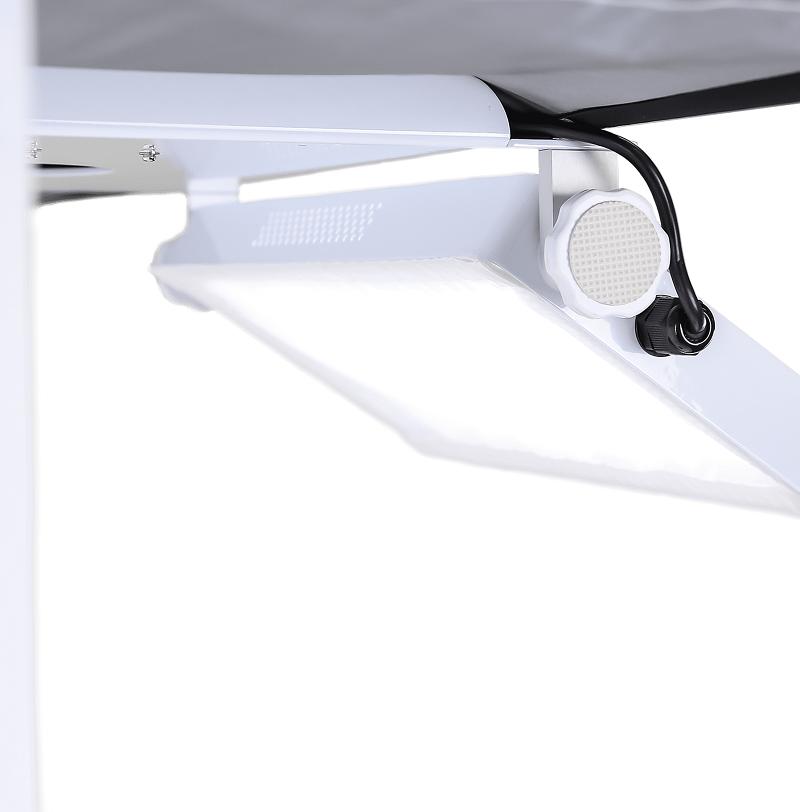 Toplight LED photographie de produits à 360°