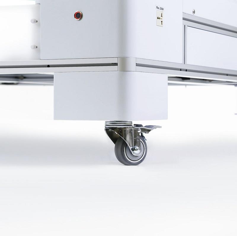 Studio photo 360 pour animations de bagages et produits de maroquinerie