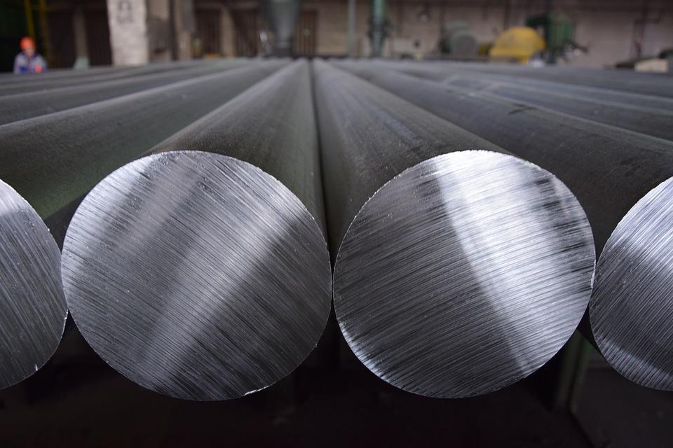 Matériaux aluminium studios photo Packshot