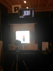 photo de jeux vidéo avec un studio photo automatisé