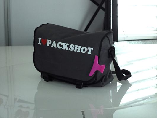 Photo sac Packshot Creator