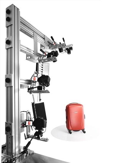 packshot 3d photo system