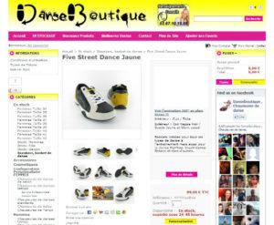 Photographie de chaussures e-commerce packshot