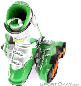 photographier des bottes de ski avec un studio photo packshot