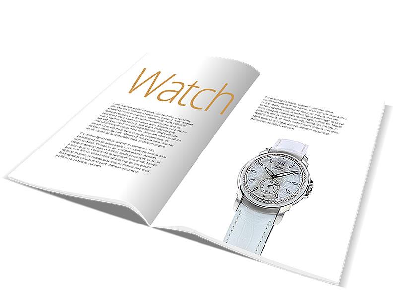 catalogue bijoux e-commerce