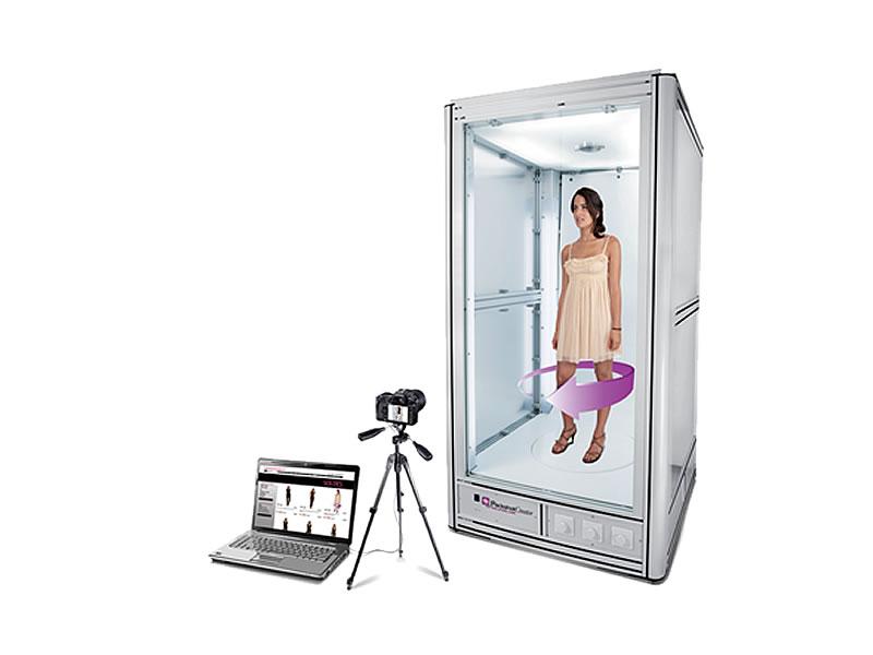box photo automatisé