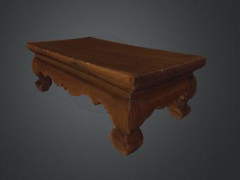 Modélisation meuble 3D