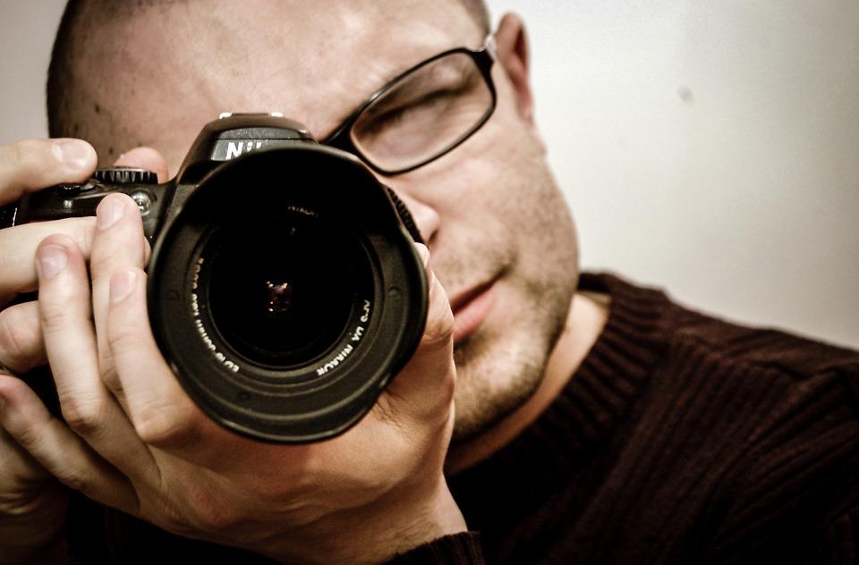 photographier material nikon
