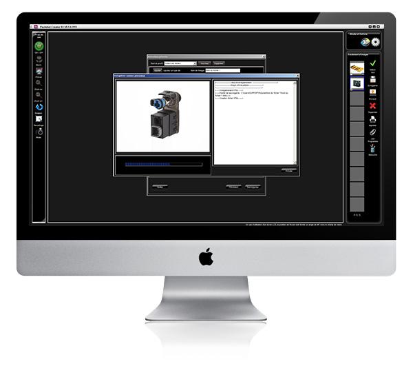 Logiciel packshot pour améliorer photo produit
