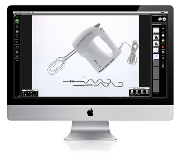 photographier un produit sur fond blanc pur