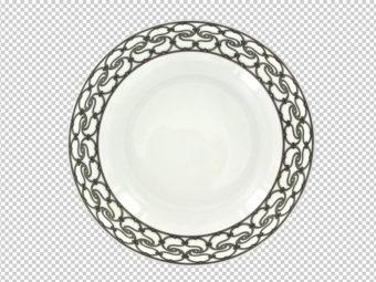 Comment détourer une photographie d'assiette sur fond blanc