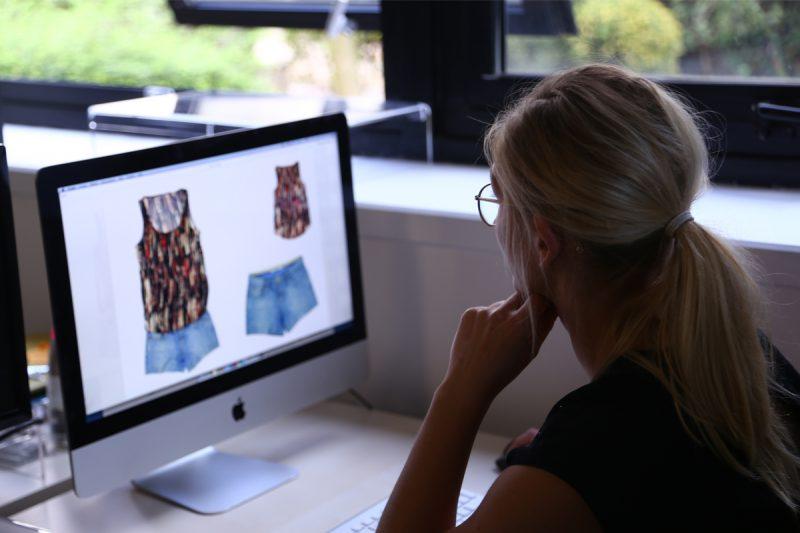 Photo de vêtements et accessoires pour du e-commerce