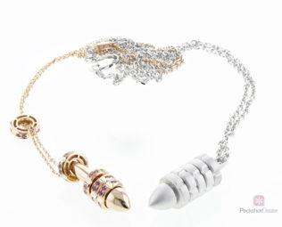 Photographier bijoux en or, cuivre, argent, vermeil