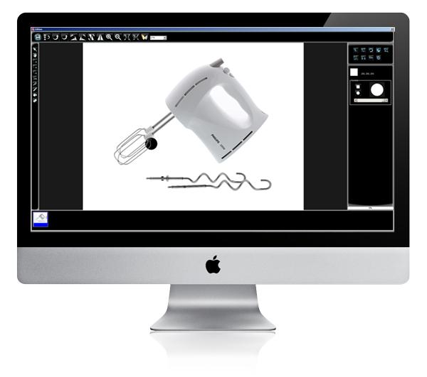 logiciel retouche photo pack shot