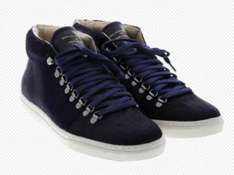Détourer une photographie de chaussure