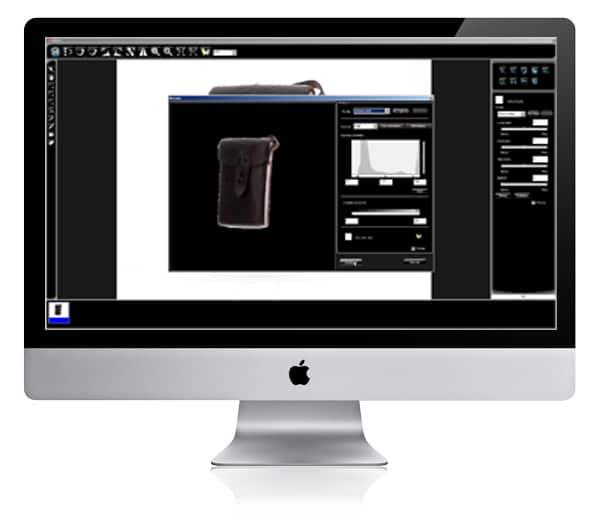 Détourer une photo d'objet d'art avec logiciel retouche photo