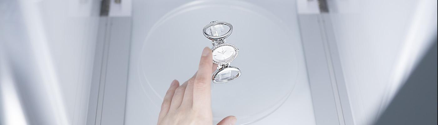 macrophotographie montres et bijoux studios PackshotCreator