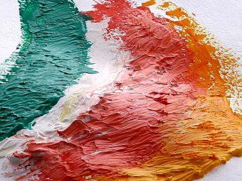 Photographier les pigments et détails d'une peinture à l'huile