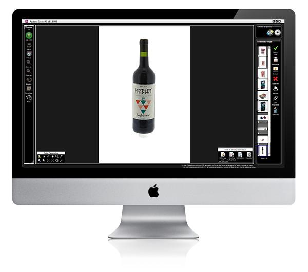 Comment photographier des bouteilles transparentes ?