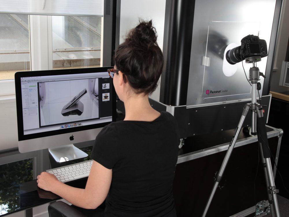 photographie packshot en studio paris