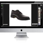 Photographies de chaussures sur fond blanc