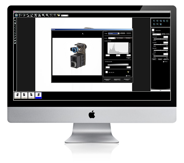 Comment retoucher des photographies de produits ?