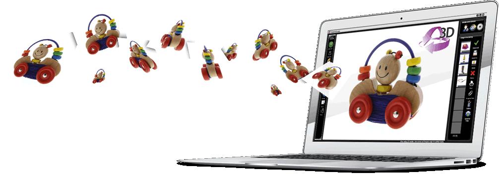 studios photo animation 3d e-commerce