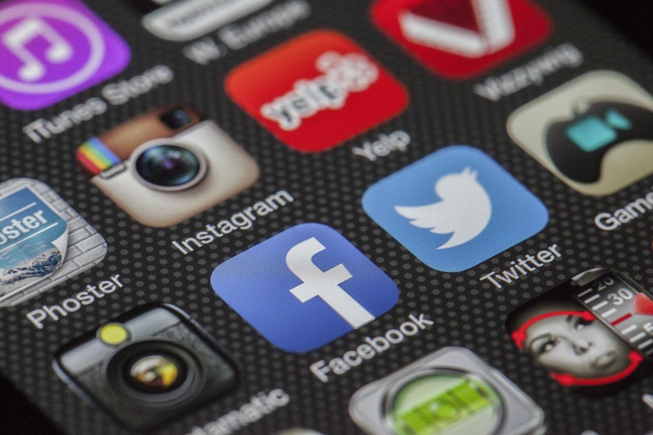 Tendances photo réseaux sociaux Pinterest