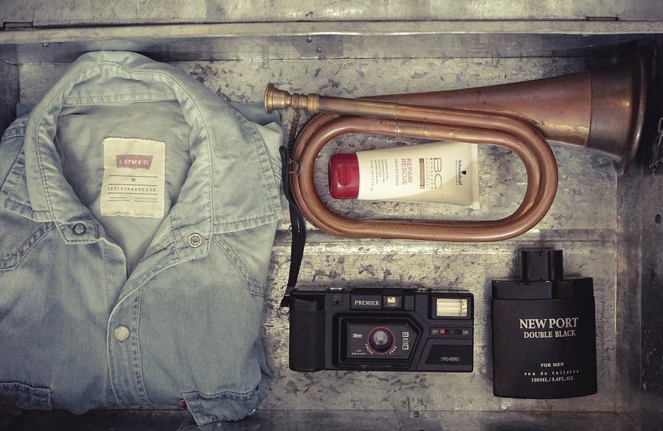 Comment photographier des vêtements ?