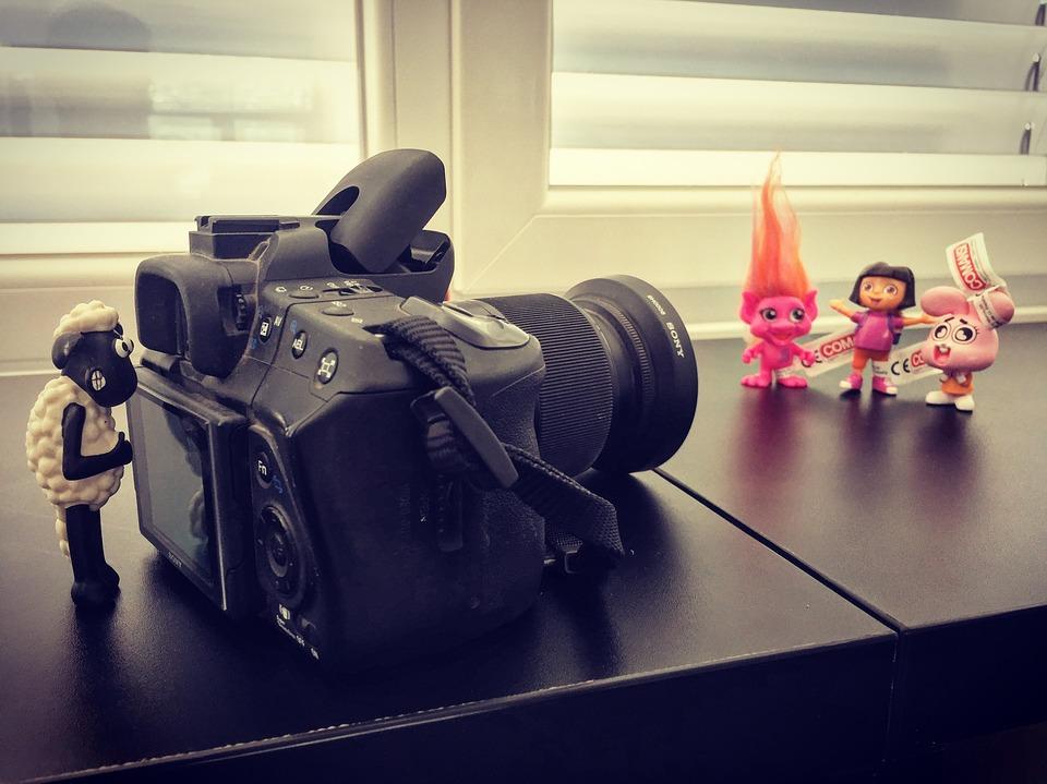 organiser la logistique d'un studio photo interne