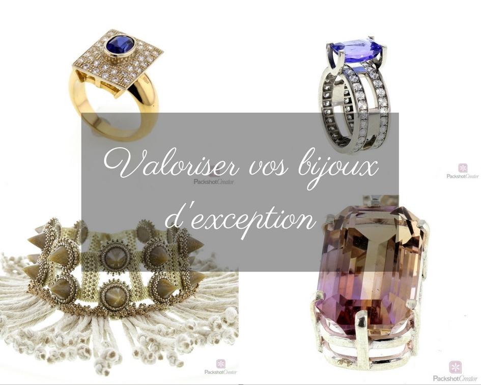 Comment photographier des bijoux ?