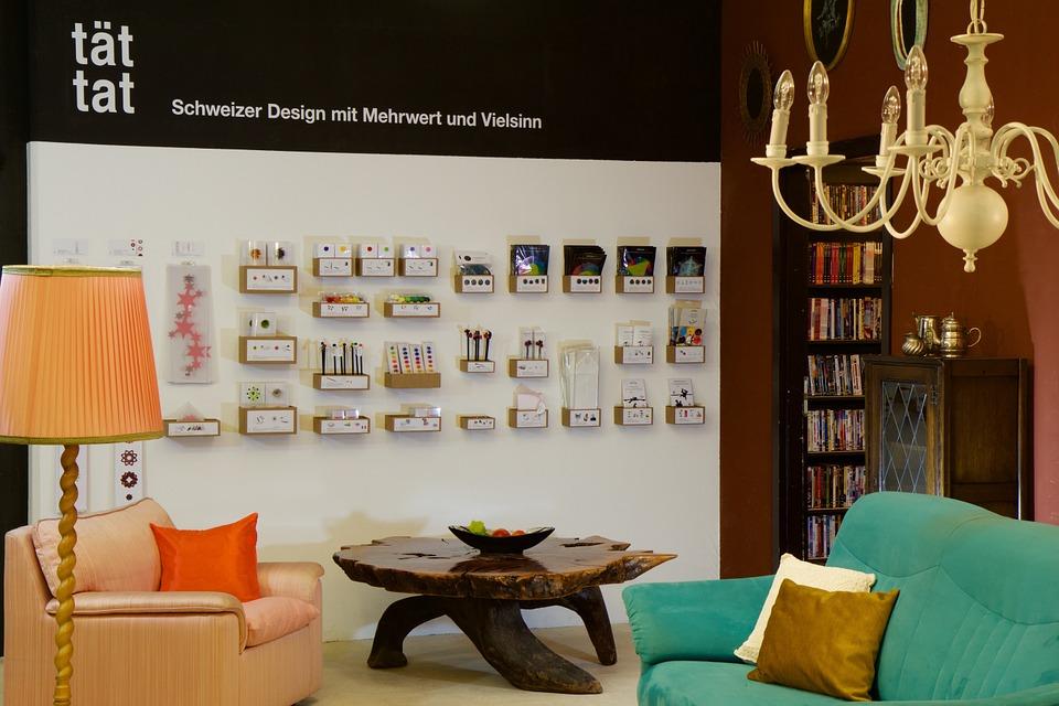 photographier des meubles magasin en ligne