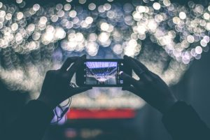 photographier avec matériel photo numérique
