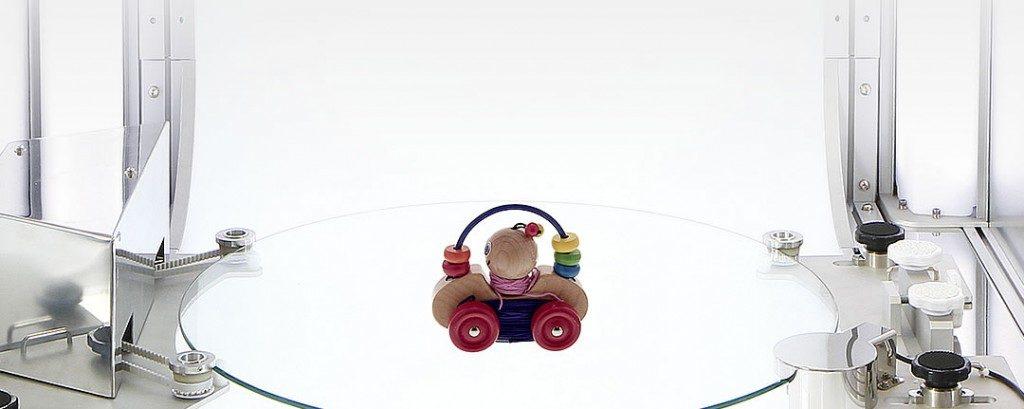 Comment animer un produit à 360°?