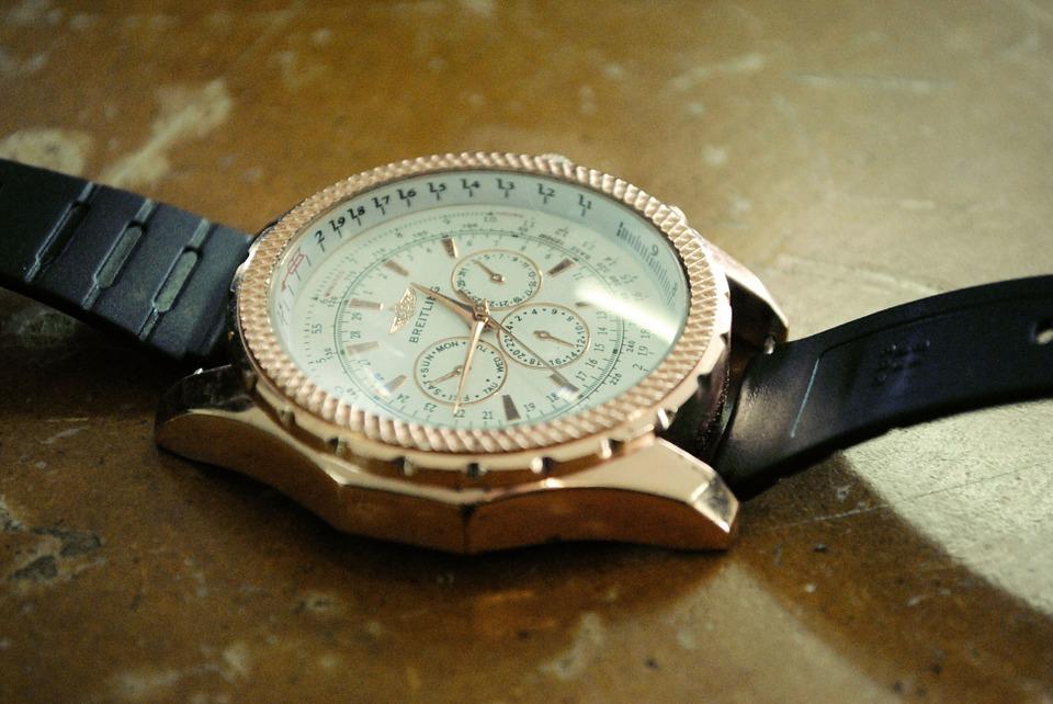 photographe packshot pour montres de luxe