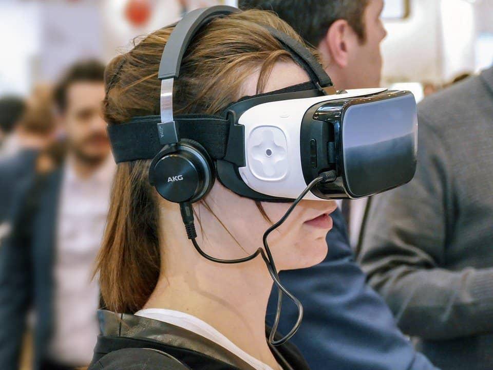 photo sensorama et oculus et la réalité virtuelle