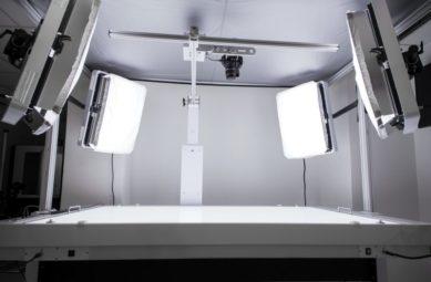 Photographier du textile à plat