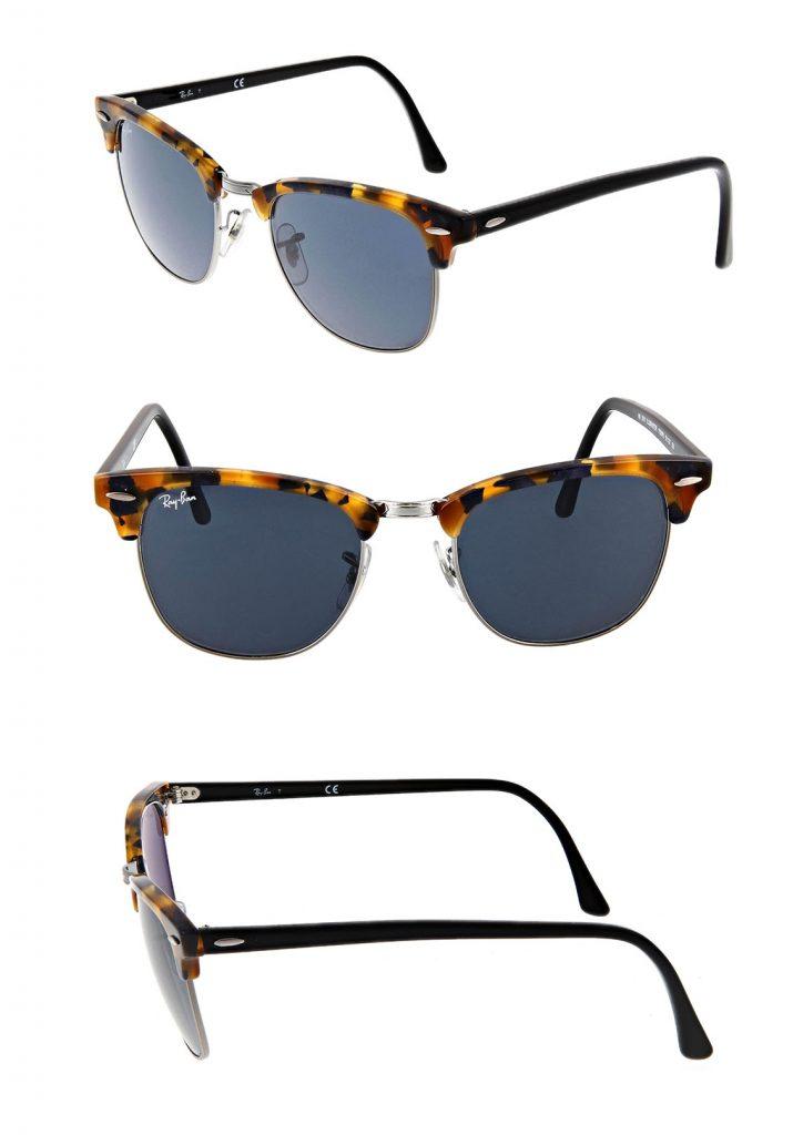 photos de lunettes sous plusieurs angles