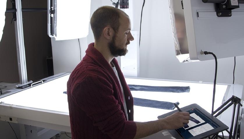Système d'éclairage photos e-commerce