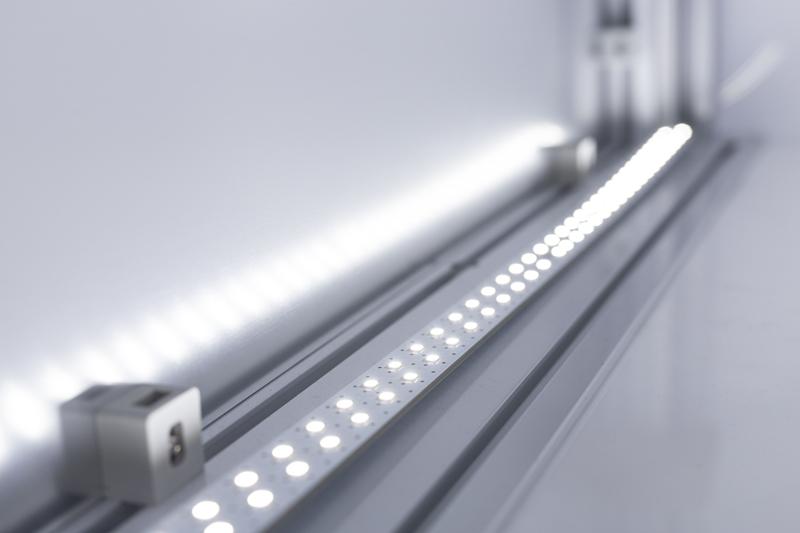 Systèmes d'éclairage LED photos e-commerce