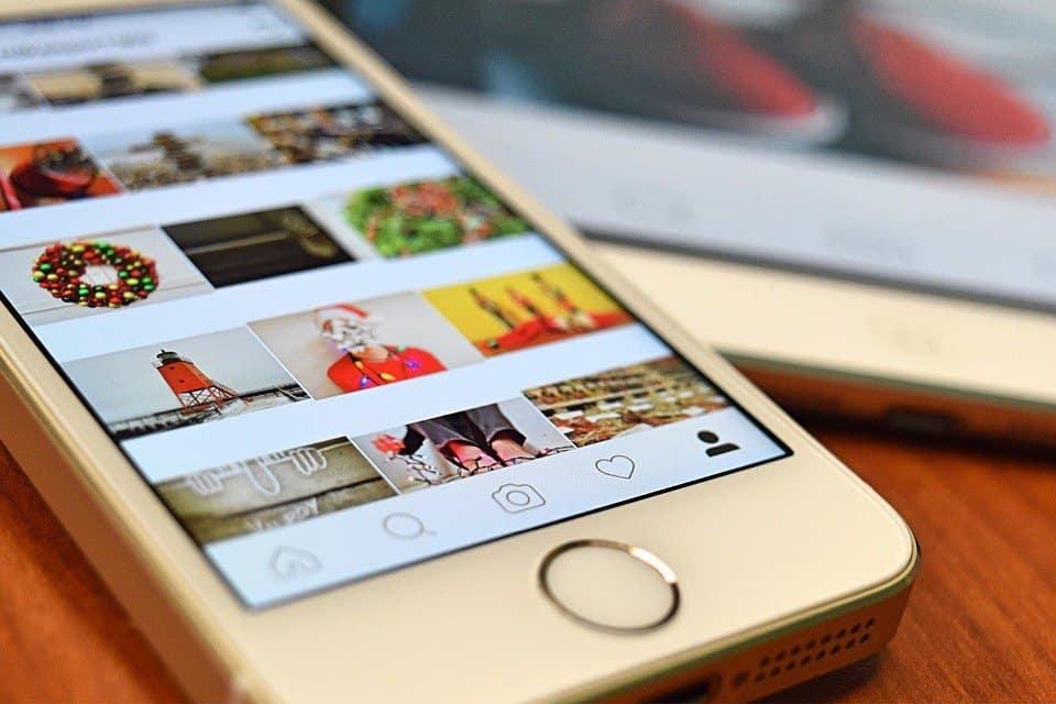 e-commerce sur Instagram