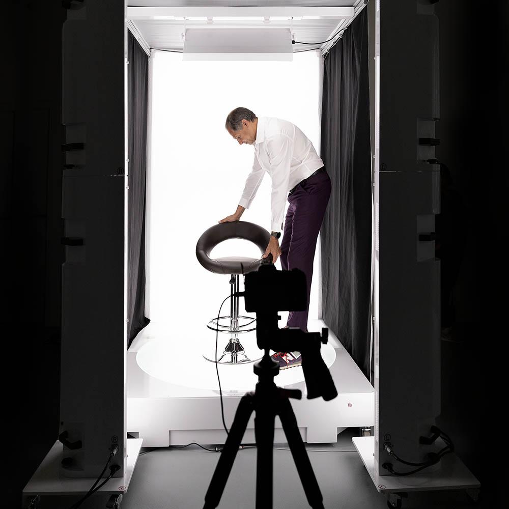 studio photo PackshotStudio 360