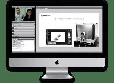 webinar sur la photographie de produits pour le ecommerce