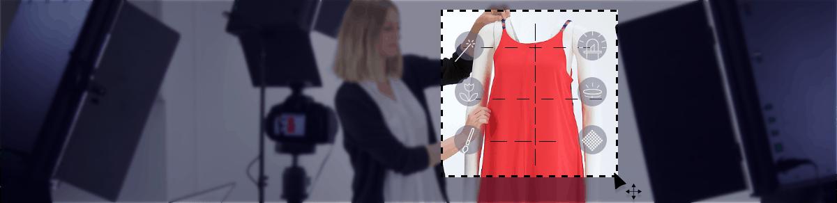creativité photos de produits avec le logiciel PackshotCreator