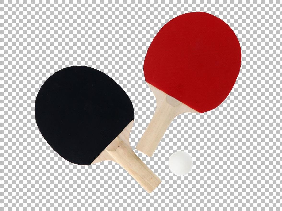 exemples de photographies détourées automatiquement de produits de sport